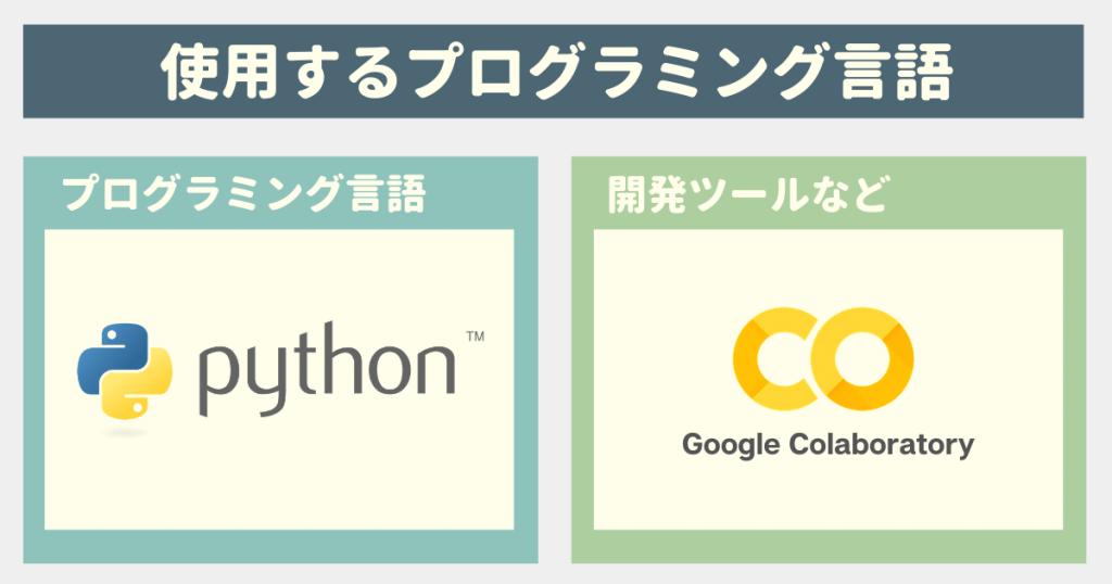 Google Colaboratory講座を学ぶ際の事前準備